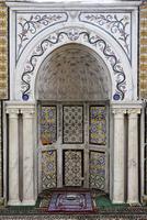 Mihrab, Gurgi Mosque, built in 1833 by Mustapha Gurgi, Tripoli, Libya, North Africa, Africa 20062019758| 写真素材・ストックフォト・画像・イラスト素材|アマナイメージズ