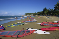 Cabarete, Dominican Republic, West Indies, Central America 20062022584| 写真素材・ストックフォト・画像・イラスト素材|アマナイメージズ
