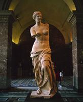 Venus de Milo, Musee du Louvre, Paris, France, Europe