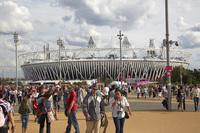 Olympic Stadium London 2012, London, United Kingdom. Archite