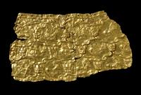 Fragment of gold belt