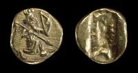 Achaemenid Persian Empire, late 5th-early 4th century BC Mi