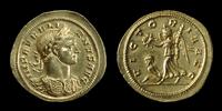 Gold aureus of Aurelian