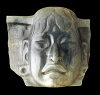 Olmec, Middle Preclassic period (1000-600 BC) From MexicoTh