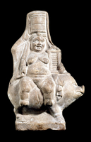 Hellenistic, 1st century BC Made in EgyptWhere was the kiln