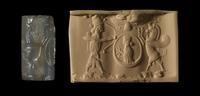 Cylinder seal, Achaemenid