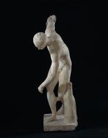 The Townley Discobolus, Roman