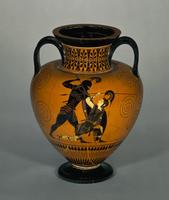 Achilles defeating Penthesilea, the Amazon Queen. 20065001290| 写真素材・ストックフォト・画像・イラスト素材|アマナイメージズ