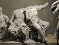 The Parthenon Sculptures; Classical Greek; Pheidias;