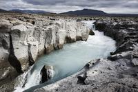 Blue mountain river
