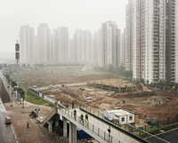 High rise apartments. Chongqing, China