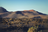 Volcanic landscape. Lanzarote, Spain 20071010708| 写真素材・ストックフォト・画像・イラスト素材|アマナイメージズ
