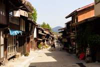 Narai-juku 20073000749| 写真素材・ストックフォト・画像・イラスト素材|アマナイメージズ