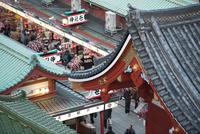 Asakusa 20073001155| 写真素材・ストックフォト・画像・イラスト素材|アマナイメージズ
