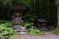 Towada Shrine 20073001498| 写真素材・ストックフォト・画像・イラスト素材|アマナイメージズ