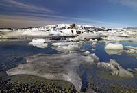 glacier lagoon 20074000023  写真素材・ストックフォト・画像・イラスト素材 アマナイメージズ