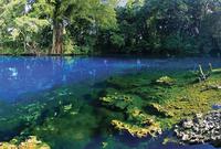 colorful lagoon