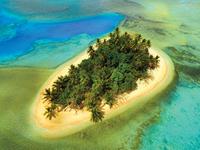 island from above 20074000396| 写真素材・ストックフォト・画像・イラスト素材|アマナイメージズ