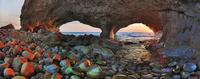 rocks, arches