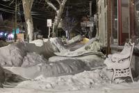 Boston Snow ボストンの冬