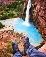 Feet Travel Selfies スニーカーで世界旅行