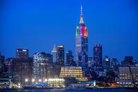 NYC Heritage Pride マンハッタンの花火