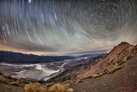 Star Trail Gazer 星の軌跡