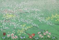 春小花 20084000075| 写真素材・ストックフォト・画像・イラスト素材|アマナイメージズ