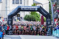 Europe, France, Haute Savoie, Rhone Alps, Chamonix, Chamonix trail running marathon 20088031883  写真素材・ストックフォト・画像・イラスト素材 アマナイメージズ