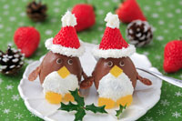 チョコレートのペンギン