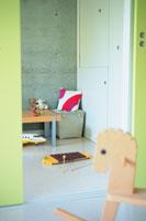 子供部屋 21008001922| 写真素材・ストックフォト・画像・イラスト素材|アマナイメージズ