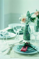 テーブルセッティング 21014000953| 写真素材・ストックフォト・画像・イラスト素材|アマナイメージズ