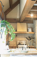 キッチン 21020000133B  写真素材・ストックフォト・画像・イラスト素材 アマナイメージズ