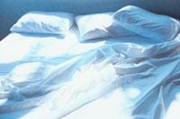 ベッド 21022001406| 写真素材・ストックフォト・画像・イラスト素材|アマナイメージズ