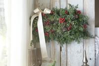 クリスマスのガーランド