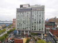 ニューヨーク ハイラインのホテル