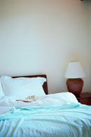 ベッドと眼鏡