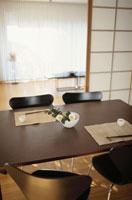 和のテーブルコーディネイト