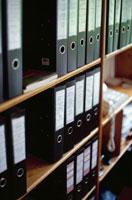 棚のファイル