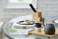 テーブルセット 21090001017| 写真素材・ストックフォト・画像・イラスト素材|アマナイメージズ