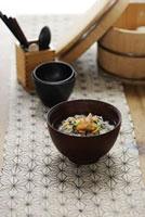 鮭茶漬け 21090001033| 写真素材・ストックフォト・画像・イラスト素材|アマナイメージズ