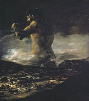 The Colossus,c.1808 /巨人