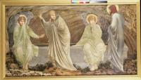 The morning of the resurrection 22040001580| 写真素材・ストックフォト・画像・イラスト素材|アマナイメージズ