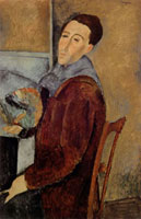 Self Portrait, 1919