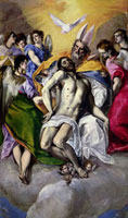 The Trinity,1577-79 /聖三位一体 22040004085| 写真素材・ストックフォト・画像・イラスト素材|アマナイメージズ