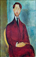 Leopold Zborowski, 1917