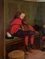 My Second Sermon by Millais