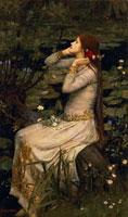 Ophelia,1894 /オフィーリア