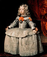 Portrait of the Infanta Margarita