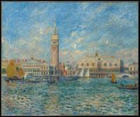 Venice, the Doge�fs Palace, 1881